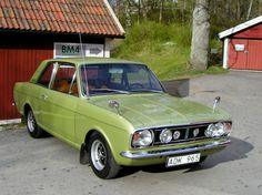 Image of Ford Cortina 1600E 2 Dr 1969