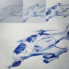 concept helicopter sketch by sangjoon park #illustration #illust #conceptar #art #industrialdesign #sketch #aircraft #helicopter  #sketches #drawing #design #concept #conceptdesign #thumbnails #spaceship #scifi #vehicle #carsketch #designing #ideasketch #doodle #tutorial #그림 #디자인 #스케치 #일러스트 #프로덕션디자인 #드로잉 #일러스트레이션 #아이디어스케치
