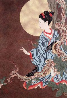 山本タカトYamamoto 置いてけ堀の怪 Mystery of Oiteke-bori (2012)
