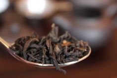 Wuyi Oolong Tea Leaves