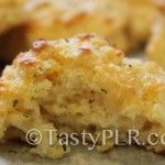 Cheddar Garlic Biscuits - Easy Meal Pack