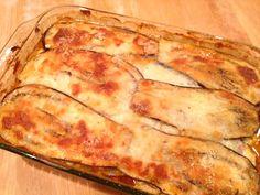P-ART-Y: Pasticho de Berenjenas: Venezuelan Eggplant Lasagna Recipe