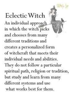 Eclectic Witch- Pinned by The Mystic's Emporium on Etsy