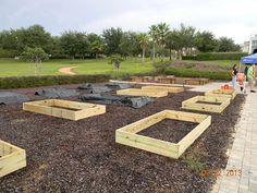 community garden design - Google Search | Community Garden Ideas ...