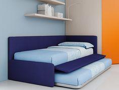 1000 images about arredamento blu on pinterest for Letti moretti compact misure