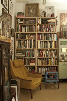 Apartment Therapy: Joanna and Gerry's Park Slope Brownstone, New York