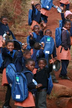 Swaziland-can't wait to and meet these children!