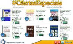 Confira as #OfertasEspeciais desta semana.  www.leinova.com.br    * As ofertas são válidas por tempo determinado e/ou enquanto durarem os estoques.