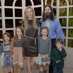 Jep and Jessica and their adorable kids:)