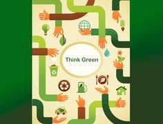 """Think #Green!"""