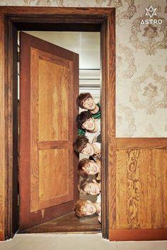 "ASTRO is warm fluffy ball on latest teasers for ""Autumn Story"" – KPOP Vitamin Kim Myungjun, Jinjin Astro, Cha Eunwoo Astro, Astro Wallpaper, Sanha, Lee Dong Min, Minhyuk, Mini Albums, Artists"