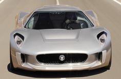 Jaguar C-X75 Hybrid Concept Car (30)