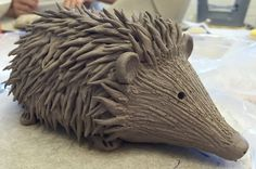 Free ware hedgehog in the making