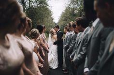 Fotos con las damas y los groomsmen! 12