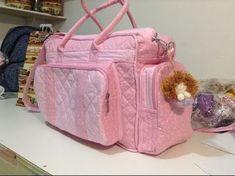 como fazer uma bolsa maternidade,para carregar coisas de bebe - YouTube