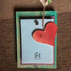 Note pad, gift idea Idea regalo