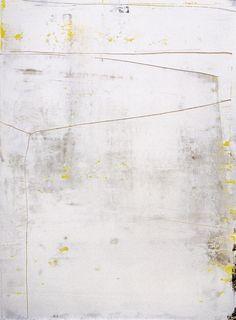 Gerhard Richter - Weiß - 2006 119 cm x 88 cm Catalogue Raisonné: 898-8 Oil on paper
