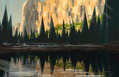theimages:    Landscape, Rob Chandler
