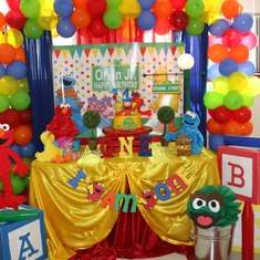 339 Best Sesame Street Party Ideas Images In 2019