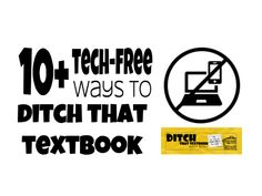 Sometimes tech fails us. Other times it isn't the best way to teach the content. So what are some ways we can go tech-less in the classroom? Christian School, Creative Teaching, Have You Ever, Suddenly, Free Ebooks, Textbook, Fails, Wifi, Classroom