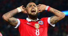 Tekad Vidal Bawa Cile Kembali Ke Trek Kemenangan -  http://www.football5star.com/international/tekad-vidal-bawa-cile-kembali-ke-trek-kemenangan/
