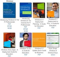 130 Microsoft Ebook gratis: Windows 7/8, Office, SharePoint, etc. ( clicca l'immagine x leggere il post )