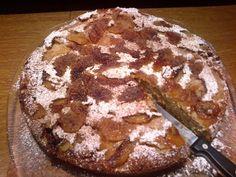 SPITIKA AGNA: Φανταστική μηλόπιτα με γέμιση μαρμελάδα μήλου-κανέλας