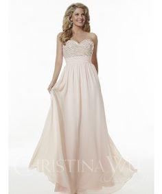 Bridesmaid Dresses | Available at Ella Park Bridal | Newburgh, IN | 812.853.1800 | Christina Wu Occasions - Style 22613