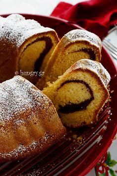 Κέικ Βανίλιας & Σοκολάτας