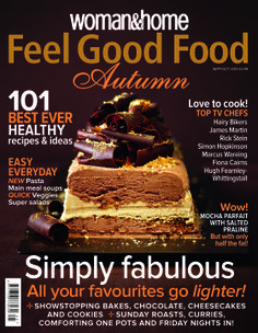 One of the best food magazines great photography and recipes feel good food magazine aut 13 cover forumfinder Image collections