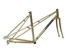 Old Gold Soma Buena Vista 2013: I'm seriously considering having a bike built up using this frameset if the finances become available.