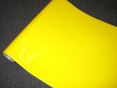 Excited to share the latest addition to my #etsy shop: 1 mt long x 45cm wide Yellow Gloss Self Adhesive Contact Paper DC Fix Brand-DC 200-1989 #supplies #yellow #homeimprovement #contactpaper #selfadhesivepaper #stickypaper #coveringfurniture #shelflining