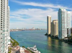 Miami This Florida city is equally interesting for travelers in summer and in winter. Miami City, Downtown Miami, Miami Florida, Miami Beach, South Florida, Miami Images, Miami Photos, Barack Obama, Dolphin Mall