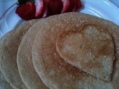 Oatmeal Tofu Pancakes