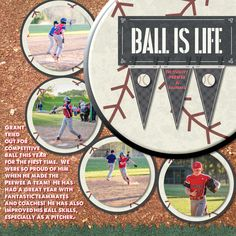 Scrapbook Layout Basketball Baseball - Celebrate Your Baseball Fanatic with this Digital Sports Scrapbook Layout. Paper Bag Scrapbook, Scrapbook Supplies, Scrapbooking Layouts, Scrapbook Pages, Digital Scrapbooking, School Scrapbook, Scrapbook Organization, Scrapbook Sketches, Kids Craft Box