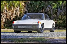 1970 Porsche 914-6 2.4L, 5-Speed presented as lot K9 at Kissimmee, FL 2014 - image1