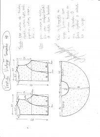 Схемы моделирования платья Винтаж размер 48.
