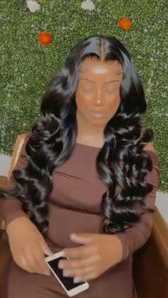 Black Girl Braided Hairstyles, Dope Hairstyles, Weave Hairstyles, Beautiful Hairstyles, Ponytail Hairstyles, Lace Front Wigs, Lace Wigs, Lemonade Braids Hairstyles, Hair Laid