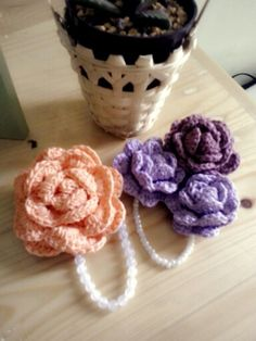 Brooches..