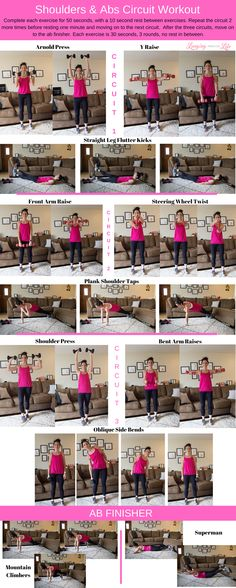 Shoulders & Abs Circuit Workout (1)