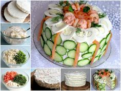 Scandinavian Sandwich Cake - requires translation (?)