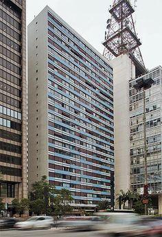 Edifício Paulicéia (Foto: Divulgação)