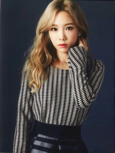 151122 Girls' Generation The 4th Tour <Phantasia> in Seoul SNSD Taeyeon