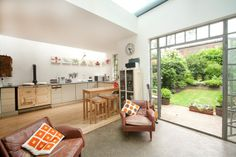 Bartholomew Villas NW5, another photo of this gorgeous house available via Oliver's Sales.