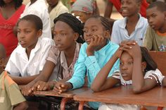 "One of the ""fundamental rights"" of children is participation. Children have the right to take part in discussions on matters that affect them. They have the right to be heard and to have their views considered.  Read more at http://www.unicef.org/mozambique/9876_10686.html                                                      © UNICEF Mozambique/2012"
