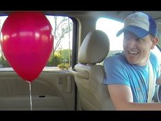 A Baffling Balloon Behavior - Smarter Every Day 113 - YouTube