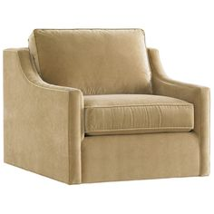 Shop for the Lexington Tower Place Bartlett Swivel Chair at Becker Furniture World - Your Twin Cities, Minneapolis, St. Swivel Club Chairs, Swivel Armchair, Chair And Ottoman, Living Room Chairs, Living Room Furniture, Cuddler Chair, Beach Lounge Chair, Beach Furniture, Lexington Home