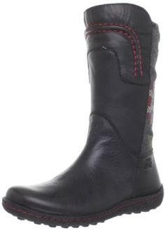 Camper Kids 90212-001 Boot (Toddler/Little Kid/Big Kid) Camper. $41.19. Leather-and-fabric. Made in Vietnam. Manmade sole