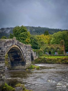 Riverside Cottage, Snowdonia National Park, Rocky River, Visit Wales, Brecon Beacons, Train Journey, Top Destinations, Where To Go, Adventure Travel