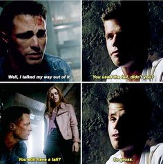 Teen Wolf Finale 6x20 - How did you get out before me?